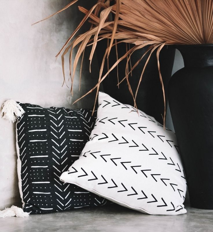 Cushion and cover